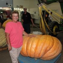 Jackie R Pumpkin